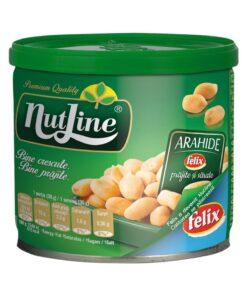 NUTLINE ARAHIDE SARATE 135 grame