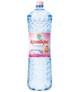 Apa Plata AQUATIQUE minerala naturala 2 litri
