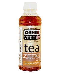 Oshee Vitamin Zero Ice Tea Peach 555 ml