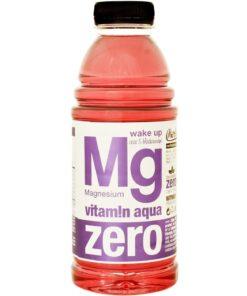 Vitamin Aqua MG acai coacaze negre 600 ml