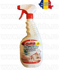 PROMAX Degresant bucatarie cu alcool Lacramioare 750 ml