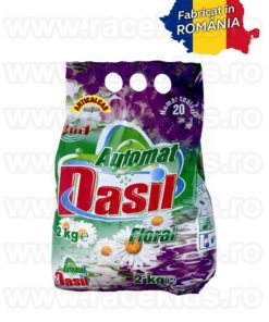 Dasil - Detergent solid rufe Automat Floral 2 kg