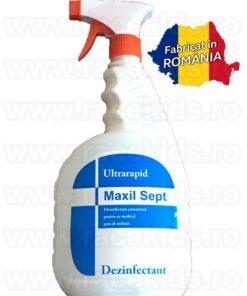 MAXIL SEPT ULTRARAPID Dezinfectant pentru suprafete 1 litru
