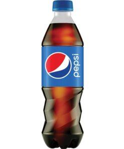Bautura carbogazoasa Pepsi-Cola 0.5 litri