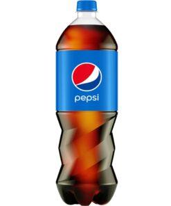 Bautura carbogazoasa Pepsi-Cola 1.25 litri