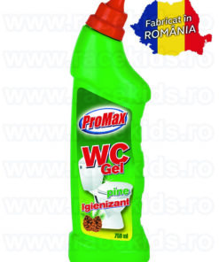 PROMAX WC Gel Pine Igienizant WC parfum brad 750 ml
