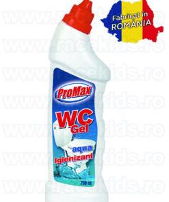 PROMAX WC Gel Aqua Igienizant WC parfum marin 750 ml