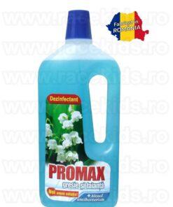 PROMAX Lacramioare Solutie curatare gresie faianta Alcool 1.5 litri