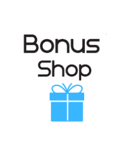 Bonus Shop