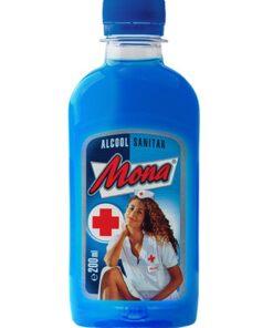 Alcool Sanitar MONA 70% 200 ml