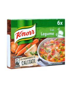 Knorr Cub de legume 54g