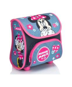 Ghiozdan Minnie Mouse Buttons 23 cm