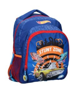 Ghiozdan Hot Wheels Stunt Zone 35 cm