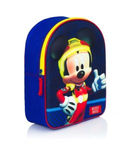 Ghiozdan Mickey Mouse 3D Thumbs Up 31 cm