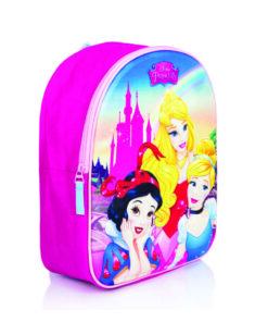 Ghiozdan Princess Castle 3D 31 cm