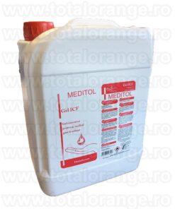 Meditol gel dezinfectant maini 5 litri