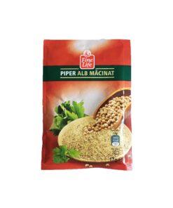 Piper alb macinat Fine Life 17 grame