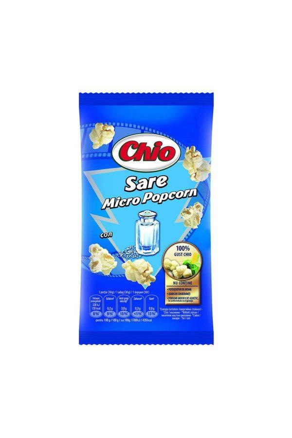Popcorn Chio cu sare pentru microunde 80g
