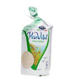 Rondele orez ierburi aromate Riso Vital
