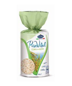 Rondele orez si soia Riso Vital