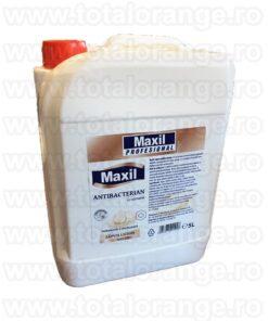 Sapun lichid antibacterian Maxil, 5 litri