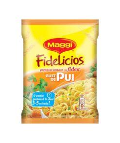 Maggi - Fidelicios Fidea instant cu gust de pui 60g