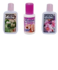 Acetona parfumata