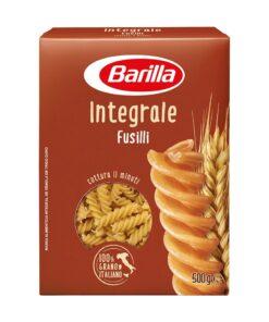 Barilla Fusilli Paste integrale 500g