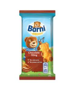 Prajitura Barni cu crema de ciocolata 30g
