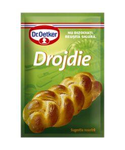 Dr. Oetker Drojdie uscata instant 7g