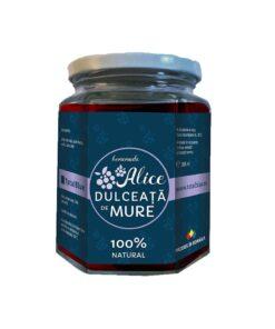 Dulceata de mure Homemade by Alice 280g
