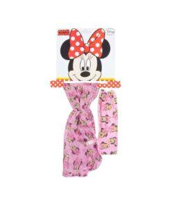 Bentita+esarfa Minnie Mouse