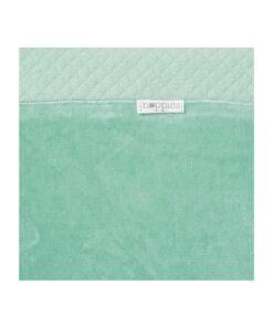 Husa verde masa de infasat Nizza 70x50x10 cm Noppies