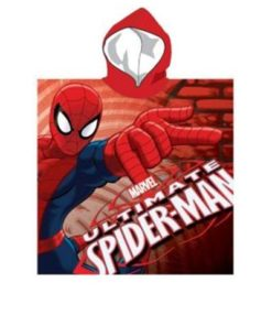 Poncho baieti Spiderman Spidey 55×110 cm JA34