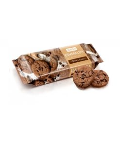 Roshen Esmeralda Biscuiti cacao cu bucatele de ciocolata 150 g