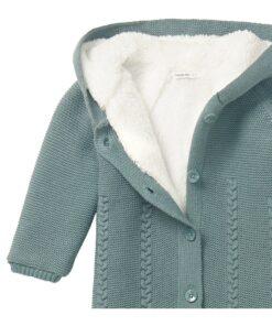 Sac verde de dormit tricotat Narni 80cm Noppies