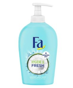Fa sapun lichid Antibacterian cu apa de cocos 250 ml