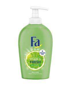 Fa sapun lichid Antibacterian Lime 250 ml