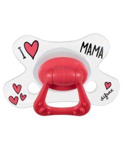 Suzete natural I Love Mama Difrax 6+ luni