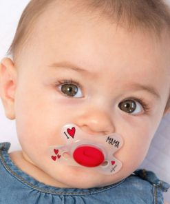 Suzete natural I Love Mama Difrax 0-6 luni