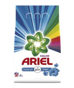 Ariel - Detergent Touch of Lenor Fresh 20 spalari 2kg