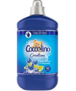 Coccolino Creations Passion Flower & Bergamot Balsam rufe 67 de spalari 1.68 l