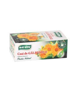 BELiN - Ceai de galbenele, 18 pliculete