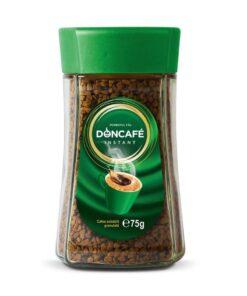 Doncafe Instant - cafea solubila granulata 75g