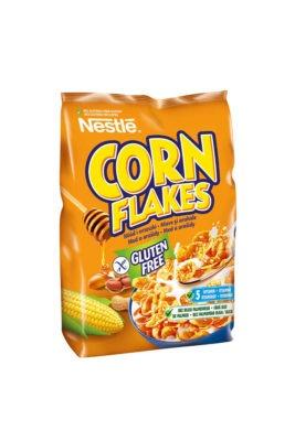 Corn Flakes Fulgi de porumb cu miere si arahide 250g