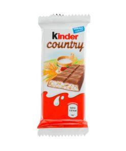 Ciocolata cu lapte Kinder Country 23.5g