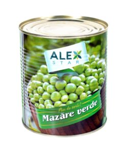 Alex Star Mazare verde rehidratata 720 g