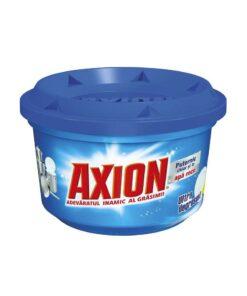 Axion - Detergent pasta pentru vase lemon 225g