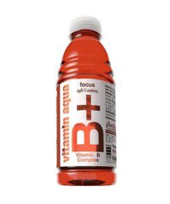 Vitamin Aqua B+ mere si zmeura 600 ml ( 0,6 L )