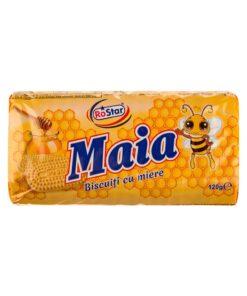 RoStar Maia biscuiti cu miere 120 g